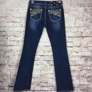 Miss Me bootcut jeans dark wash